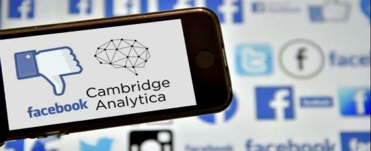Fb Cambridge Analytica