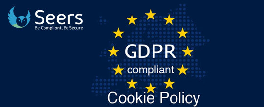 cookie policy gdpr